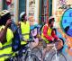 Die Stadt Athen wird fahrradfreundlicher